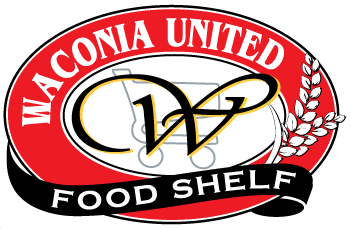 Waconia United Food Shelf Logo